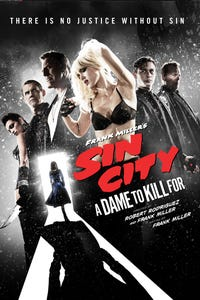Frank Miller's Sin City: A Dame to Kill For 3D as Miho