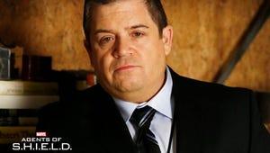 Agents of S.H.I.E.L.D. Enlists Patton Oswalt for Guest Role