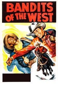 Bandits of the West as Steve Edrington