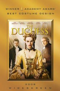The Duchess as Bess Foster