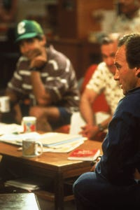 Jim Belushi as Coach Gruber
