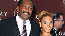 Beyonce's Dad on Aretha: I'll Upbraid U
