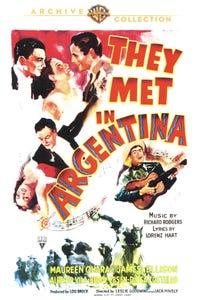 They Met in Argentina as Hastings' Secretary