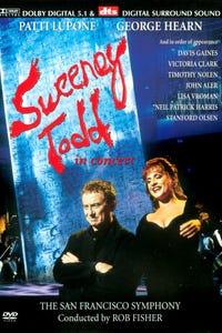 Sweeney Todd in Concert: The Demon Barber of Fleet Street as Mrs. Lovett