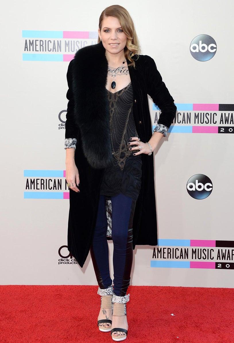 Skylar Grey - 2013 American Music Awards in Los Angeles, California, November 24, 2013
