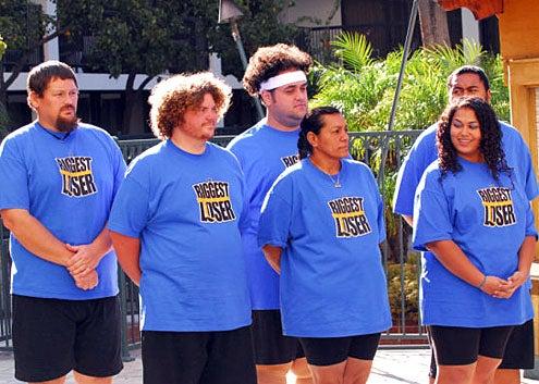The Biggest Loser - Season 9 - Lance, Daris, Mike, Miggy, Sunshine, Koli