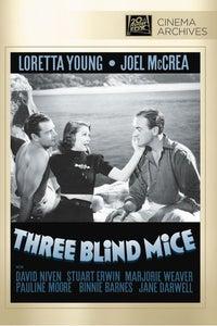 Three Blind Mice as Boy