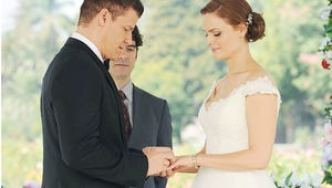 """Bones: Booth and Brennan Say """"I Do"""" --- But Will They Live Happily Ever After?"""