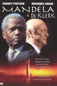Mandela and Deklerk as Nelson Mandela