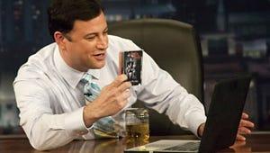 Watercooler: Jimmy Kimmel Isn't Afraid of the Dark