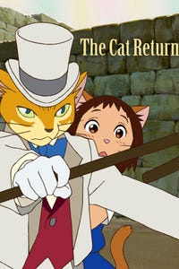 The Cat Returns as Haru's Mother