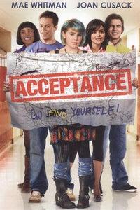 Acceptance as Taylor Rockefeller