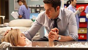 Chuck Finale Set Visit: Saving Sarah Walker and the Cast's Season 5 Wish List