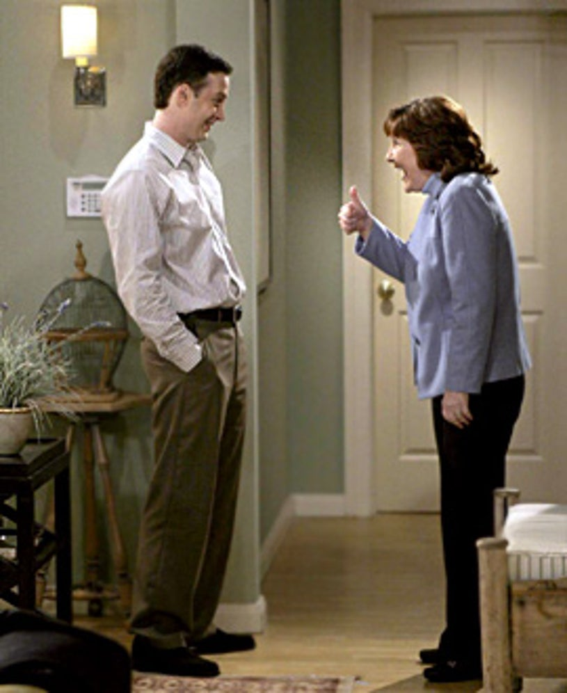 """Til Death - """"Your Mother or Your Wife"""" - Eddie Kaye Thomas and guest star Jenny O'Hara"""