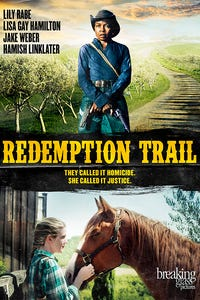 Redemption Trail as David