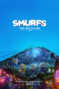 Smurfs: The Lost Village as Grouchy Smurf