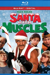 Santa with Muscles
