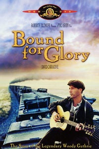 Bound for Glory as Woody Guthrie