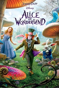 Alice in Wonderland as Jabberwocky