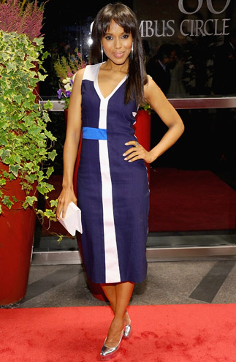 Kerry Washington - The 8th annual New Yorkers for Children Spring Dinner Dance, April 12, 2011
