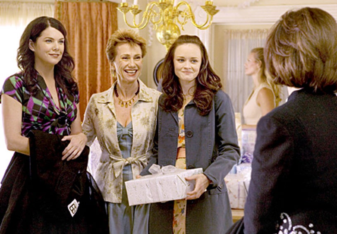 "Gilmore Girls, Season 4, ""Gilmore Girls Only"" - Lauren Graham, Kathy Baker, Alexis Blede, Kelly Bishop"