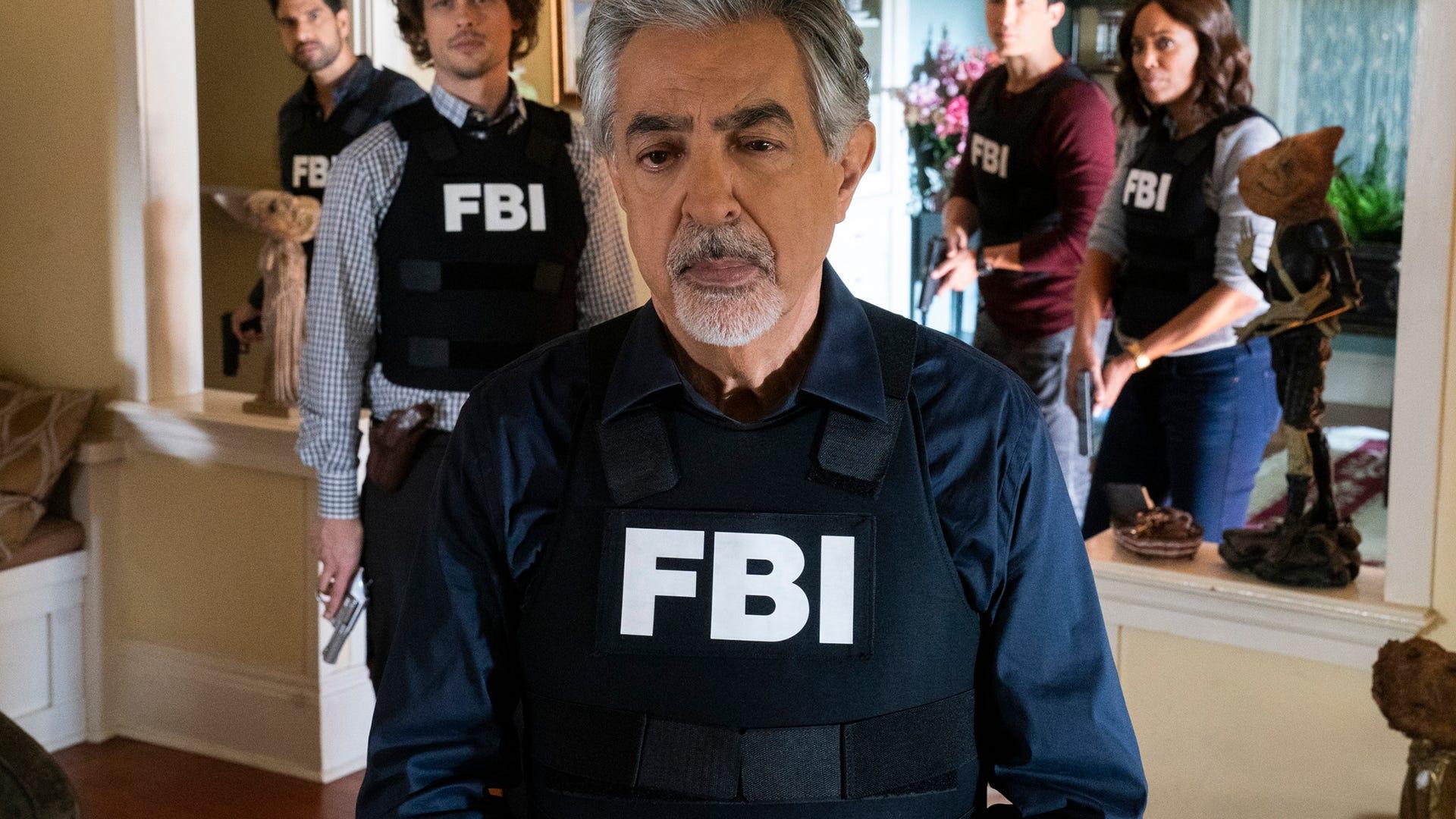 Joe Mantegna, Criminal Minds