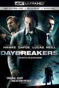 Daybreakers as Weathered Human