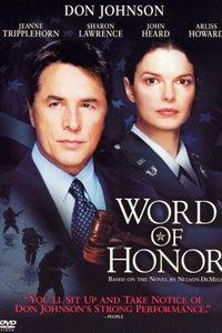 Word of Honor as Benjamin Tyson