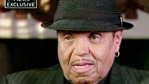 "Report: Jackson's Body in Berry Gordy's Crypt; Plus: Joe Jackson Suspects ""Foul Play"""