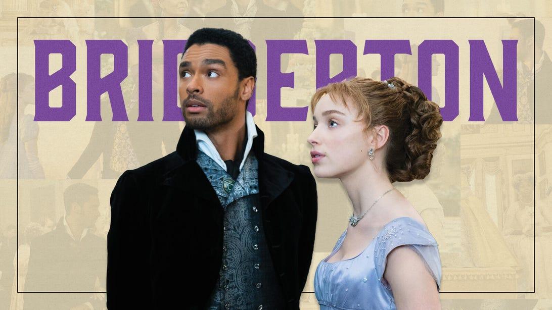 Bridgerton for 100 Best Shows
