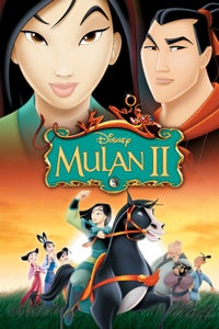Mulan II as Mei