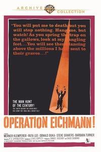 Operation Eichmann as Rudolf Hess
