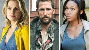 Mega Buzz: A True Blood Tragedy, Falling Skies' Hybrid and Sleepy's New Monster