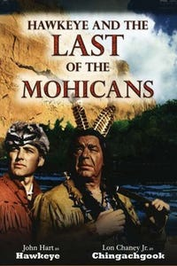 Hawkeye and the Last of the Mohicans as Chingachgook