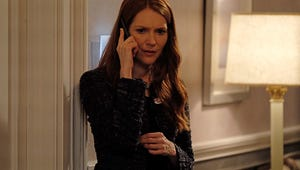 """Scandal's Darby Stanchfield on That Abby Shocker: """"She's Being Seduced by Power"""""""