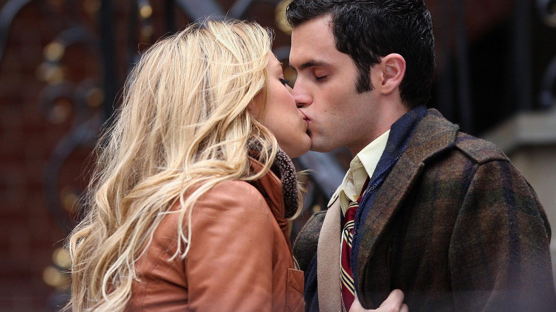 Blake Lively and Penn Badgley, Gossip Girl