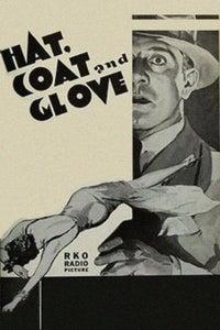 Hat, Coat and Glove as John Walters