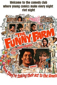 The Funny Farm as Larry