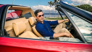 Magnum P.I. Murders Two Ferraris in the First Episode