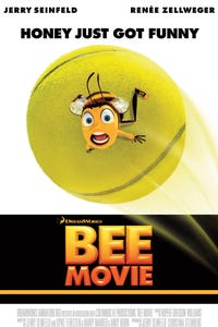 Making of 'Bee Movie'