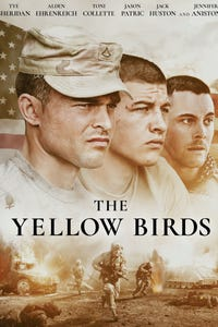 The Yellow Birds as Sgt. Sterling