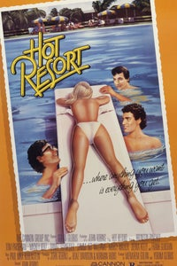 Hot Resort as Mrs. Lobowitz