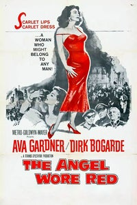 The Angel Wore Red as Soledad