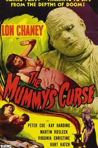 The Mummy's Curse as Kharis