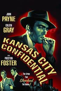 Kansas City Confidential as Harris
