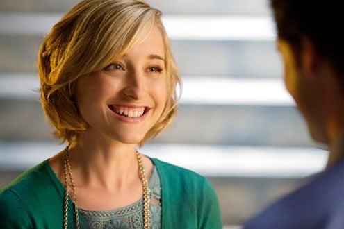 "Smallville - Season 9 - ""Crossfire"" - Allison Mack"