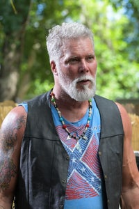 Kevin Nash as The Russian