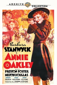Annie Oakley as Toby Taylor