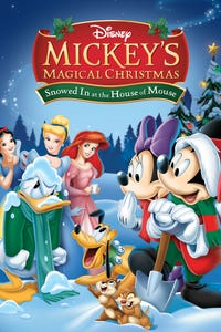 Mickey's Magical Christmas: Snowed in at the House of Mouse as Mickey Mouse