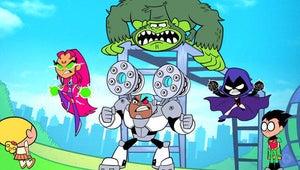 Exclusive: Cartoon Network Renews Teen Titans Go! For a Second Season